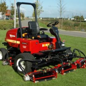 Golf & sportveld machines